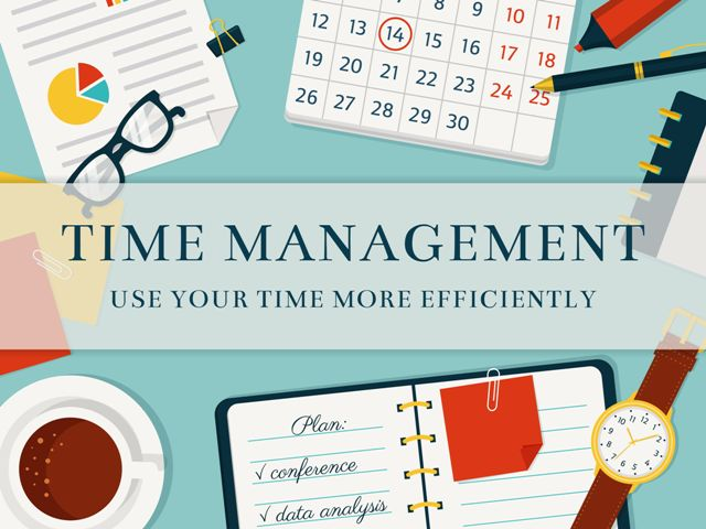 Time Management Tips To Improve Productivity