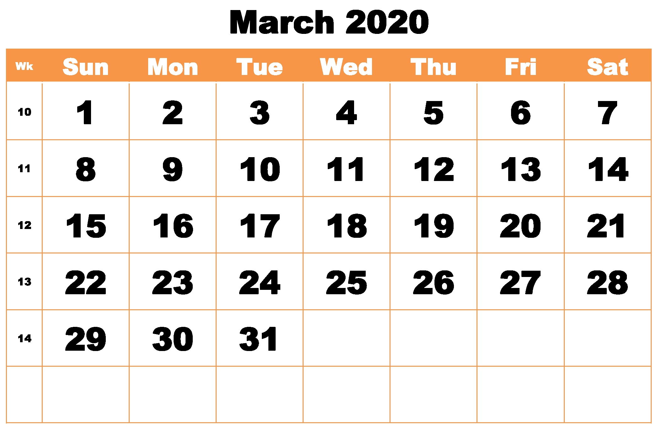 June 2020 Calendar With Holidays Monthly