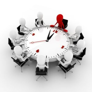 use of efficient time management