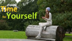 making more time for yourself