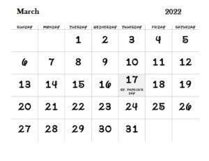 free-Download-March-Calendar-2022