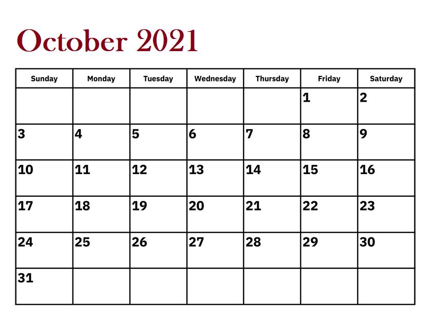 october-2021-calendar-Free-download